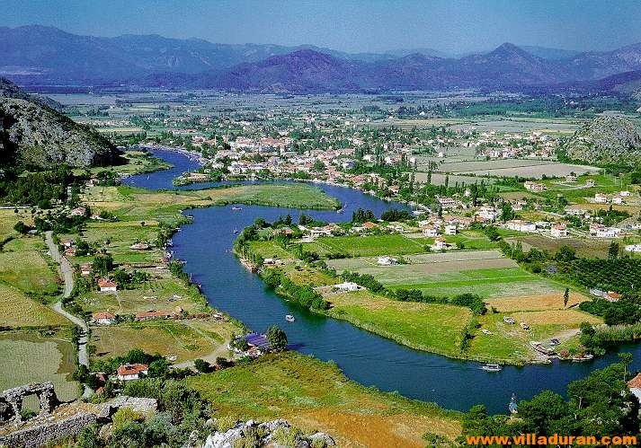 About Dalyan / 12 Island Tour