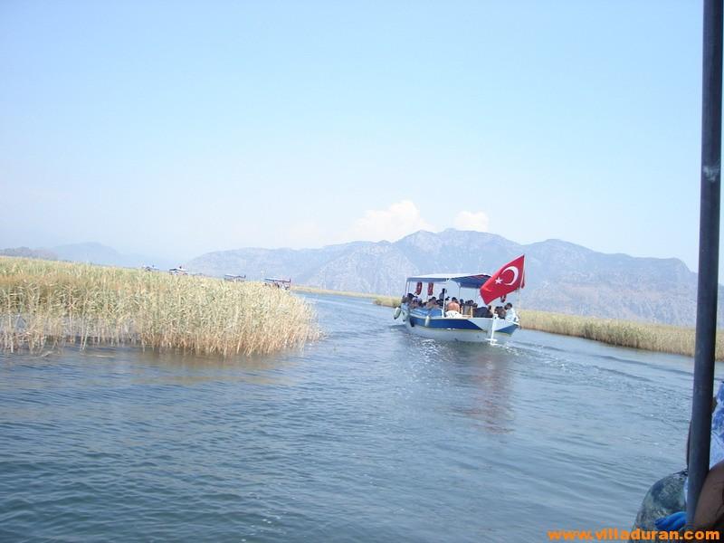 Dalyan Tekne Gezileri / Turları
